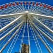 Navy Pier Ferris Wheel — Stock Photo #38230831