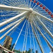 Navy Pier Ferris Wheel — Stock Photo