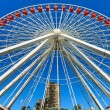 Navy Pier Ferris Wheel — Stock Photo #38230941