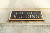 County Building — Stock Photo
