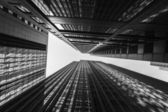 Wolkenkratzer — Stockfoto