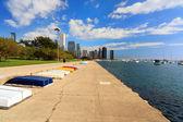 Chicago Lake Shore — Stock Photo
