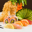 Sushi Lovers — Stock Photo #38268747
