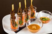 アジアの前菜 — ストック写真