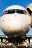 Commercial Airliner — Stock Photo