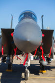 F-15 Eagle Fighter Jet Airplane — Foto de Stock