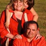 Happy Family — Stock Photo #39021447