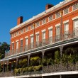 Stock Photo: French Quarter