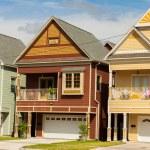 Victorian Homes — Stock Photo #39022305