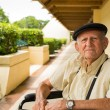 Elderly man — Stock Photo #40497353