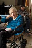 高齢者の女性 — ストック写真
