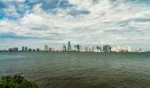 Miami panorama — Stock fotografie