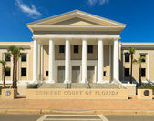 Supreme Court of Florida — Stock Photo