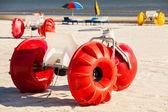 Biloxi Beach — Stock Photo
