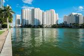 Downtown Miami — 图库照片