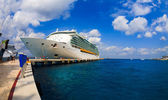 Cruise Ship — Stock Photo