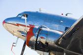 Sztuka samolotem — Zdjęcie stockowe