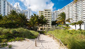 Miami Beach — Fotografia Stock