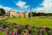 Luxembourg Gardens — Stock Photo