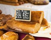 Parisian Bakery — Zdjęcie stockowe