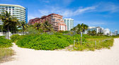 Miami Beach — Stockfoto