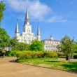 Saint Louis Cathedral — Stock Photo #46373963