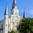 Saint Louis Cathedral — Stock Photo