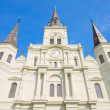 Saint Louis Cathedral — Stock Photo #46374025