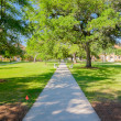 College campus — Stock Photo #46375641