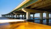 Bay highway — Stockfoto