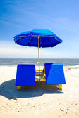 Biloxi Beach — Stock Photo