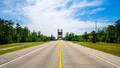 Rural Highway  — Stock Photo
