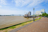 Mississippi River — Stock Photo
