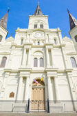 Saint Louis Cathedral — Stockfoto