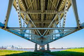 Baton Rouge Bridge — Stock Photo