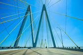 Gulf Coast Bridge — Stock Photo