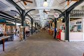 Mercato francese — Foto Stock