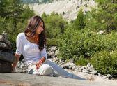 Bellezza delle Alpi — Foto Stock