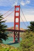 Golden Gate Bridge — Foto Stock
