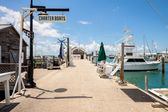 Key West Bight Marina — Stock Photo