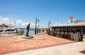 Key West Bight Marina — Stockfoto