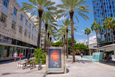 Lincoln Road Mall — Stock Photo
