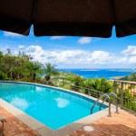 Beautiful Caribbean Island — Stock Photo