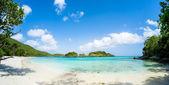 Prachtig caribisch strand — Stockfoto