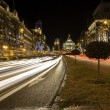 Stock Photo: Madrid at night