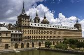 Monastery of San Lorenzo del Escorial. Madrid. Spain — Stock Photo