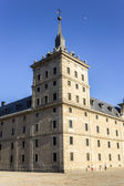 Monastery San Lorenzo del Escorial. Madrid. Spain — Foto Stock