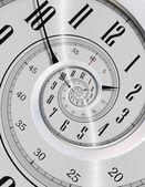 Przędzenia zegar — Zdjęcie stockowe