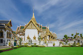Grand Palace in Bangkok, Thailand — Stock Photo