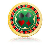Roulette of casino — Stock Photo